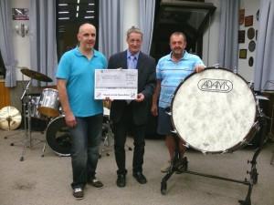 Spende Jugendmusikschule Bretten